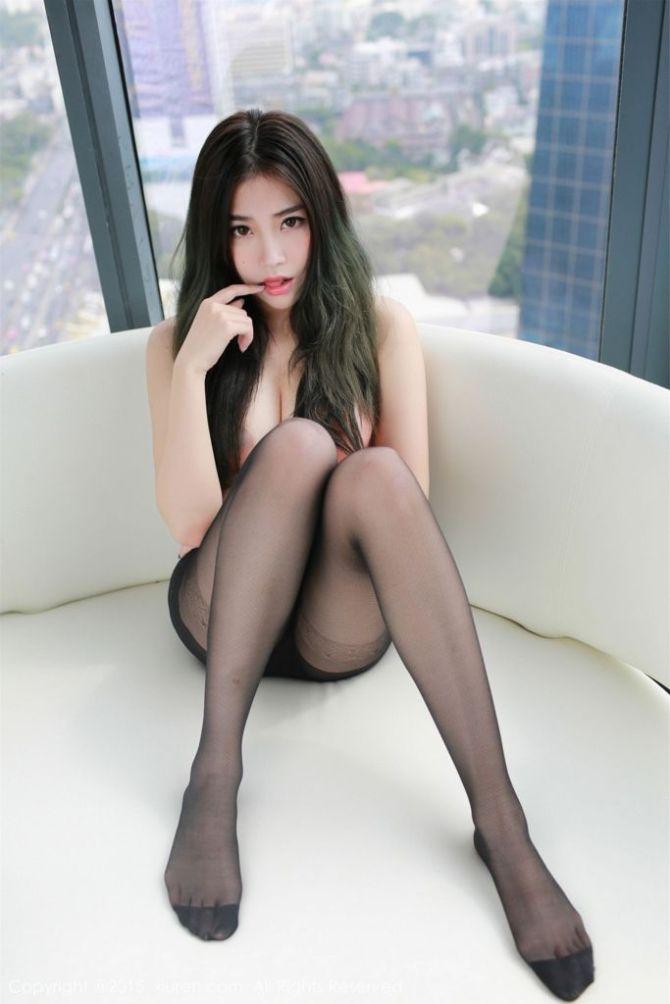 Chinese Model Xu Nuo