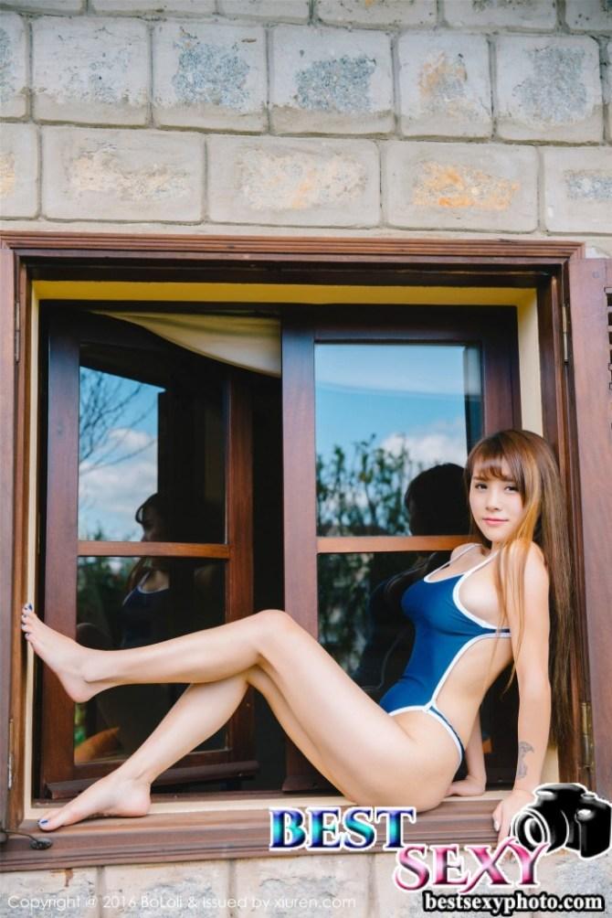 Cute Girl Xia Mei Jiang