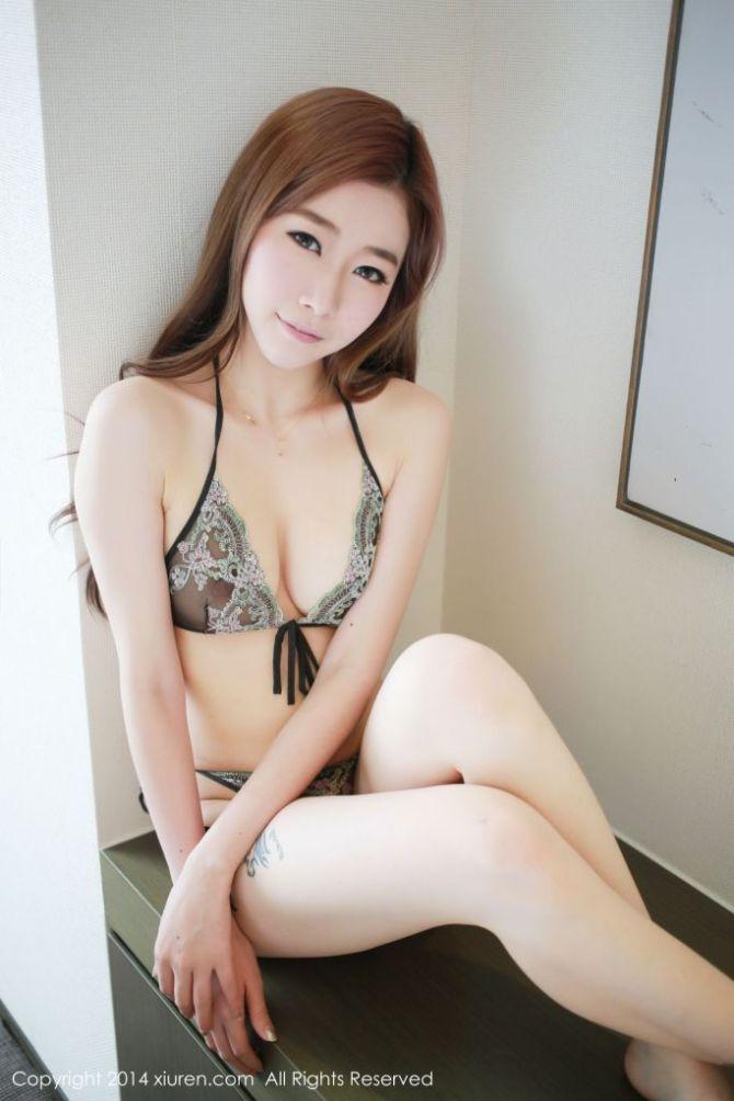 Sexy Asean Girl Chen Si Yu